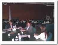 El movimiento Día Mundial de la Hepatitis en el Ministerio de Salud de Argentina