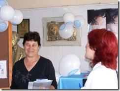 Fotos en Corrientes por el Día Mundial de la Hepatitis