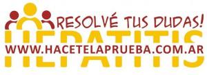 hepatitis hacete la prueba logo