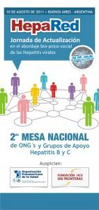 Mesa Nacional Pacientes Hepatitis Argentina