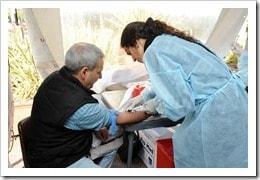Actividades en Rosario por el Día Mundial de la Hepatitis 28 de julio de 2012