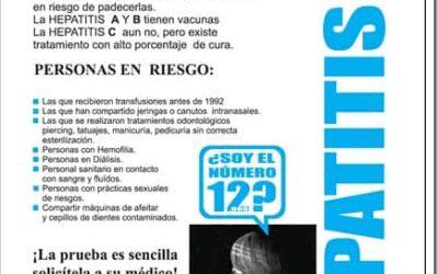 Ushuaia enfrenta a las hepatitis virales