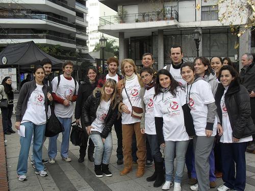 Hubo importantes movilizaciones en Argentina por el Día Mundial de la Hepatitis