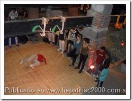 En Rosario primeras actividades rumbo al Día mundial de la Hepatitis