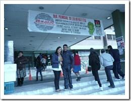Actividades preventivas de la hepatitis B y hepatitis C en Córdoba