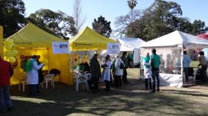 Día de la Hepatitis en Buenos Aires – Palermo