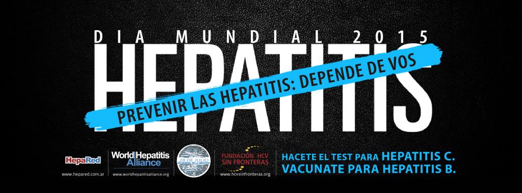 Día Mundial de la Hepatitis, 28 de julio 2015