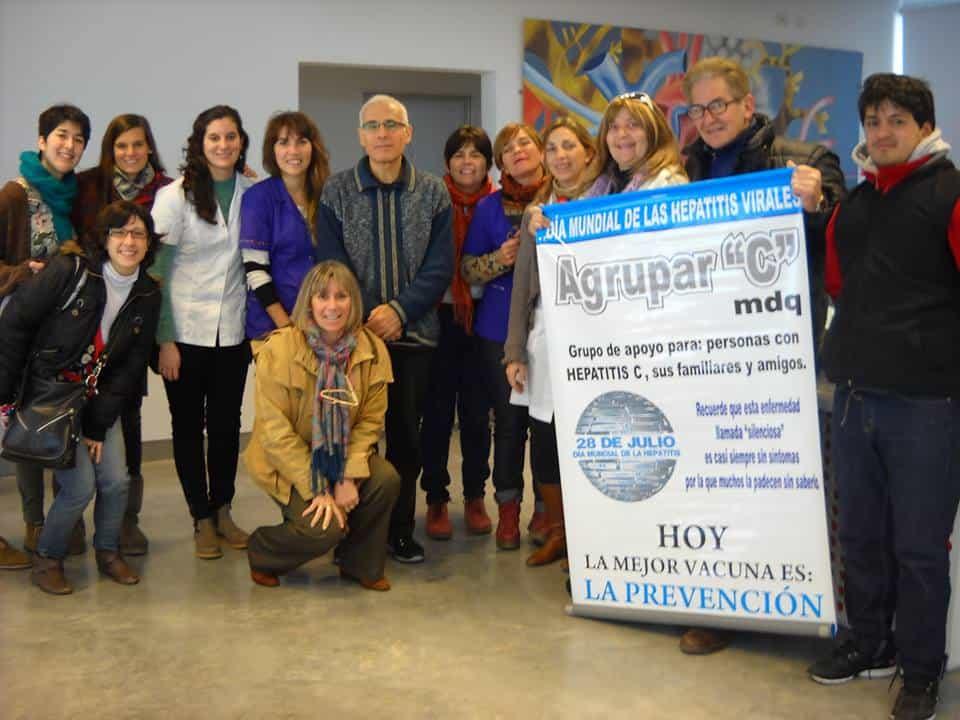 Mar del Plata se une a la campaña #dependedevos