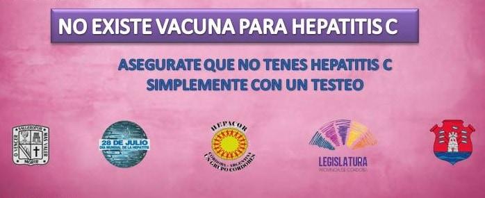 Córdoba, jornada de prevención de hepatitis C