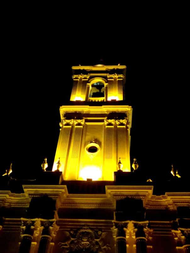 Jujuy se ilumina de amarillo