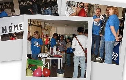 Desayuno gratuito para charlar  sobre la Hepatitis Viral en La Plata