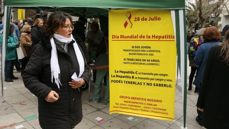 Rosario eliminará la Hepatitis Viral
