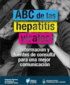 Nueva web sobre hepatitis virales del Ministerio de salud argentino