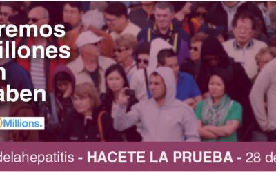 Día Mundial de la Hepatitis 2018 – Campaña