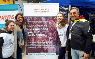 Exitosa jornada de testeo y vacunación por el Día Mundial de la Hepatitis