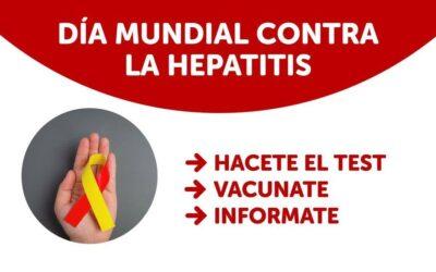 Pinamar  y Mar del Plata –  Campaña con test rápidos hepatitis C