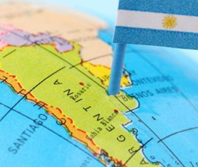 Argentina – Agenda de actividades presenciales DMH 2021